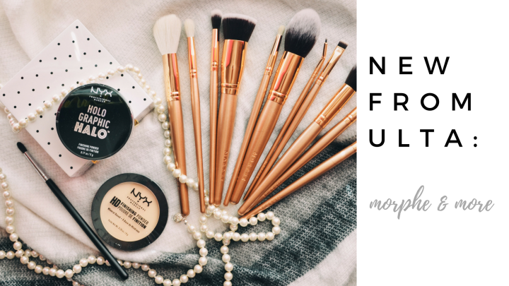 Morphe at Ulta – New Brushes and Drugstore BeautyGoodies