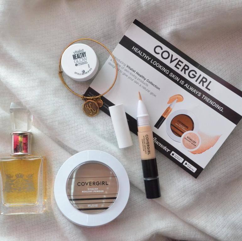 Covergirl Vitalist Healthy Drugstore Makeup Line