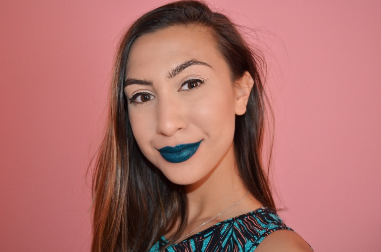 colourpop lux lipstick getty deepened teal width=