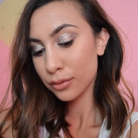 Easy Disco Eye Makeup Look - Night Out Beauty