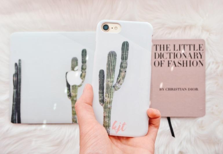 caseapp custom iphone cacti design case