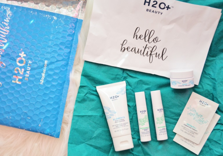 h2o+ beauty skincare fresh