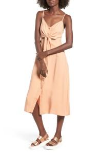 Mia Chica Midi Dress