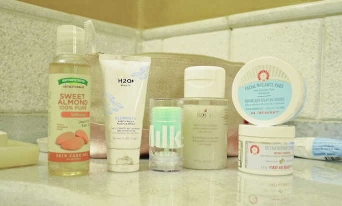 travel skincare beauty
